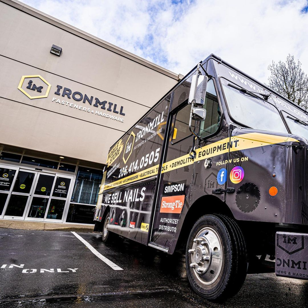 Ironmill Mobile Store & Tool Repair - Serving the Greater Seattle Area
